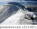 剣ヶ峰에서 볼 겨울 나스 茶臼岳 15213851