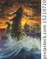 monster, dragon, dragons 15219720