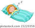 Sleeping 15220356