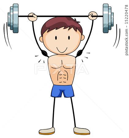 Bodybuilding 15220478