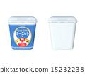 乳製品 發酵食品 優格 15232238