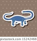恐龍 插圖 可愛 15242466