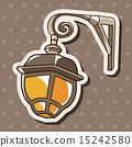 램프, 복고, 사람 15242580