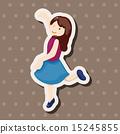 舞 舞蹈 跳舞 15245855