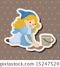 插圖 童話 灰姑娘 15247520
