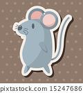 动物 图标 插图 15247686