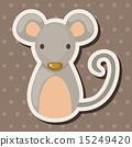 老鼠 鼠標 插圖 15249420