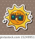 태양, 날씨, 푸른 15249951