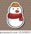 雪 冬天 冬 15249953