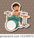 打败 鼓手 表演 15249975