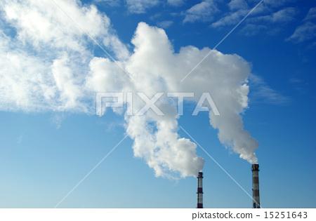 Stock Photo: global warming