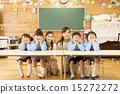 幼兒園 學前班兒童 幼兒園兒童 15272272