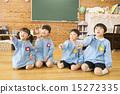 幼儿园 学前班儿童 幼儿园儿童 15272335