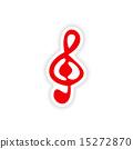 clef realistic design 15272870