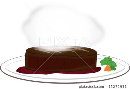 Steak illustrations 15272951