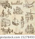 Transportation around the World 15278493