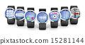 accessory smartwatch wristwatch 15281144