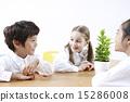 공부하는 초등학생 15286008