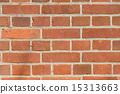 背景 質地 紅磚 15313663