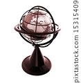 terrestrial, globe, model 15315409