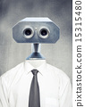 robot android business 15315480