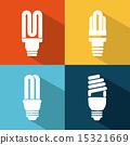 light bulb icons symbol energy saving save bulbs design icon ene 15321669