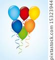 气球 插图 汽球 15323944