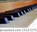 Piano keys 15327275