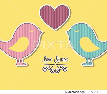 Bird love 15331982