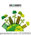 eco, green, friendly 15339363