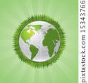 生态 绿色 矢量 15343766