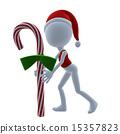 3D Christmas Guy 15357823