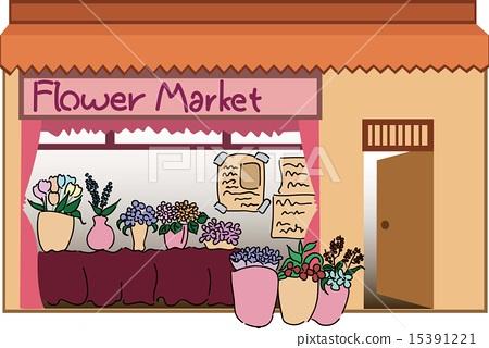 Flower shop 15391221