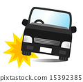 Wagon car accident 15392385
