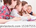 teacher lesson child 15397555