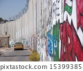 Israel separation wall 15399385