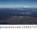 Mount Fuji 15402714