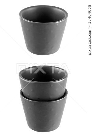 Three black glasses 15404058