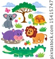 Animals topic collection 1 15415747