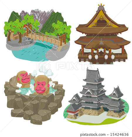 Nagano Tourist Attraction 15424636