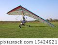 Hang glider 15424921