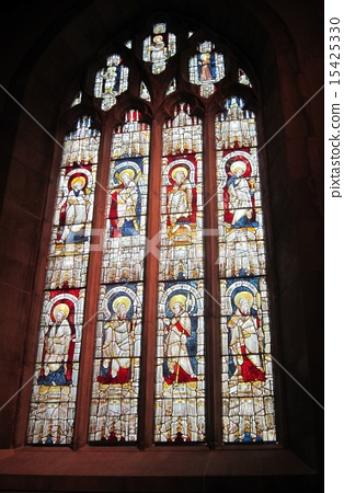 Boston (stained glass) 15425330