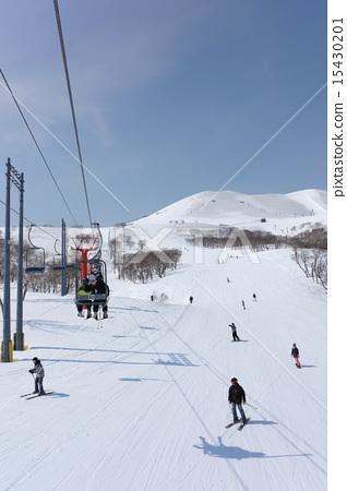니세코 스키장 리프트 15430201