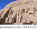 Abu Simbel temple, unesco world heritage in Egypt 15433115