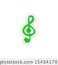 clef realistic design 15434170