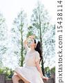 春夏形象女性 15438114