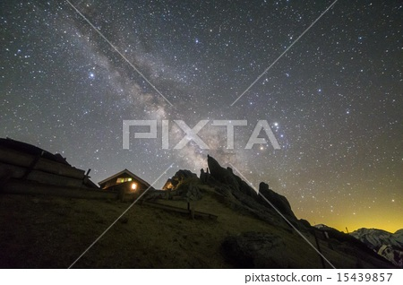 Star view from Tsubame 15439857