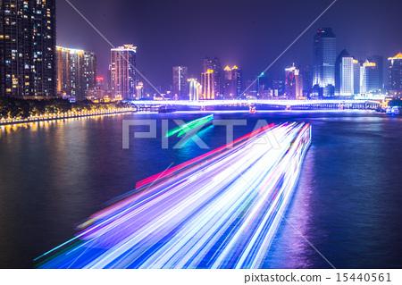 珠江夜游 15440561