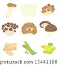 矢量 豆子 豆 15441106