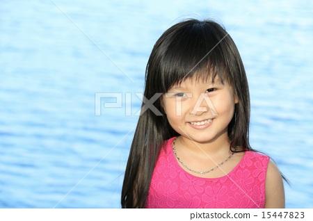 比基尼女孩在越南 15447823
